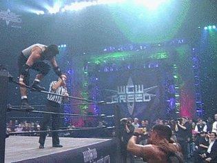 @WWEKidman #WCW #WCWGreed