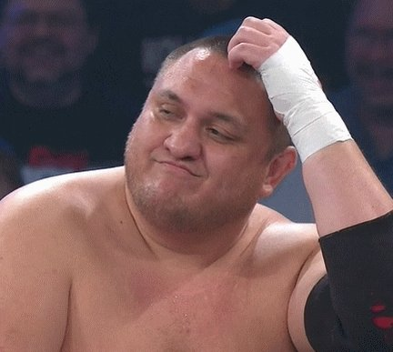 Can @SamoaJoe  be the 30th entrant into the #RoyalRumble & win? And then give us @DMcIntyreWWE vs @SamoaJoe at WrestleMania, please!? @WWEUniverse @WWE #RAW #WWERAW