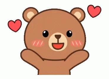 I wanna join on this #VTuberUprising , but idk what to put, so I'll put an intro LOLL  Hi~ I'm Ampsty and I love streaming Minecraft, Genshin, Osu, and more! I don't have my model yet, so no cool picture of me :(( sad life  here's a gif of a bear tho owo