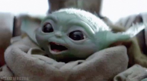 I just remembered that my high ass ordered a baby yoda mug last night