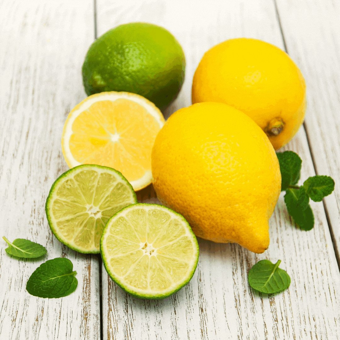 """Keep fresh #limes & #lemons on hand. Maggie Green, Culinary Dietitian and Author of """"The Essential Pantry,"""" notes that they are simple ingredients with unlimited potential to brighten a pot of soup, homemade vinaigrette, or pie filling."""