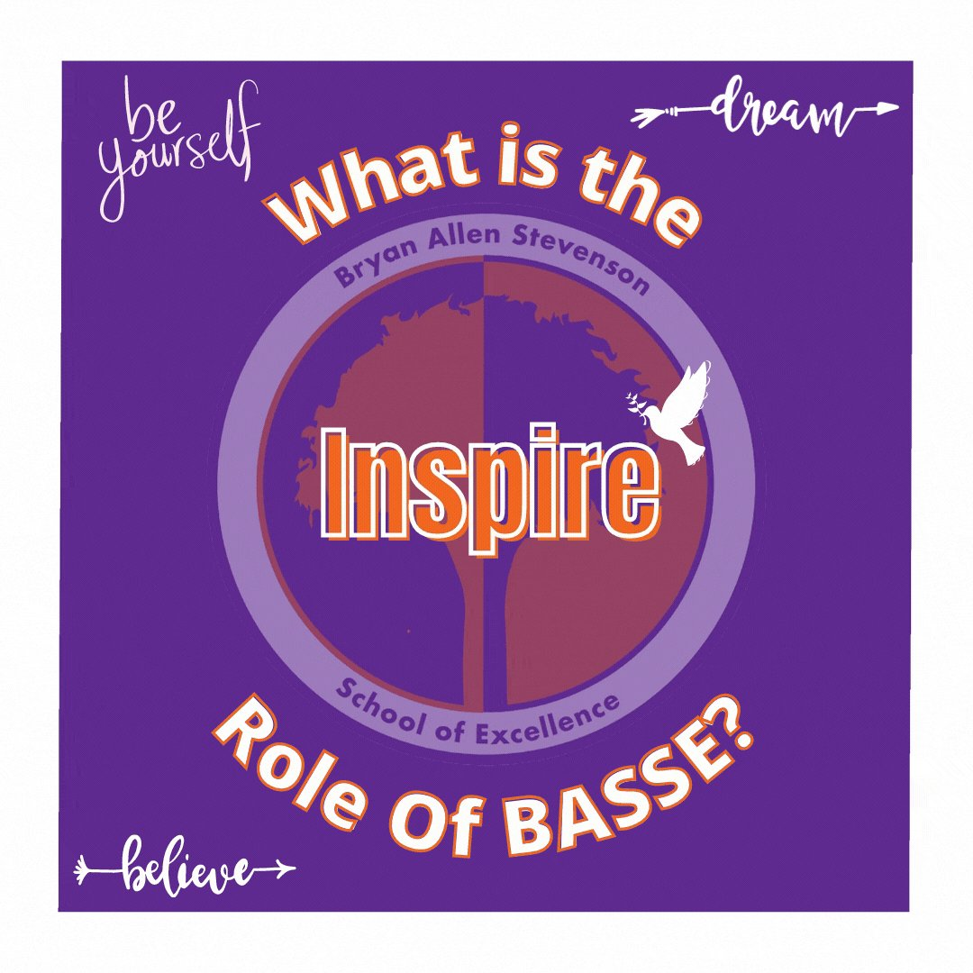 One of our core values is hope because we want to inspire students to see the potential of themselves and their community. Interested in learning more? Visit our link tree:  #BASSESchool #InspireChange #DelawareCares