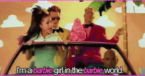 Shrimp On the Barbie Girl #AussieSongsOrBands