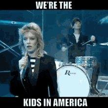 #OTD 1981 Kim Wilde released Kids in America!!!  @kimwilde @Wildericky @kimwildenewspro @kimwildenews   #80s #music