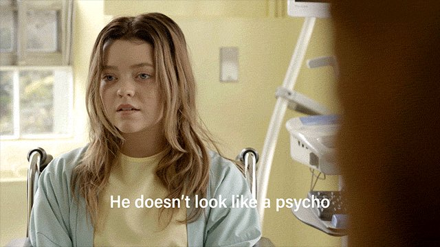 Replying to @BigSkyABC: Just what Cassie wants to hear 😣 #BigSky