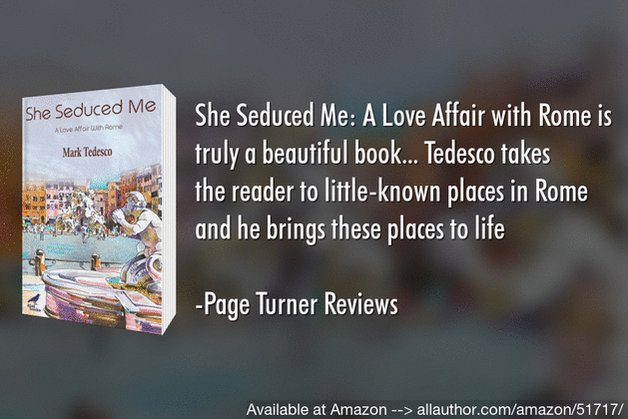 The author is not only passionate about this city, but he is knowledgeable and regales us with interesting facts and information. -#Goodreads.  #Rome #Italy #TravelItaly #Books #Novel #Bookworm