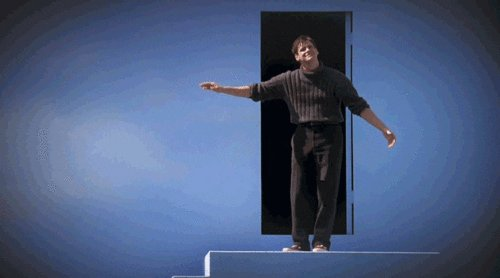 Image for the Tweet beginning: The Truman Show was brilliant;