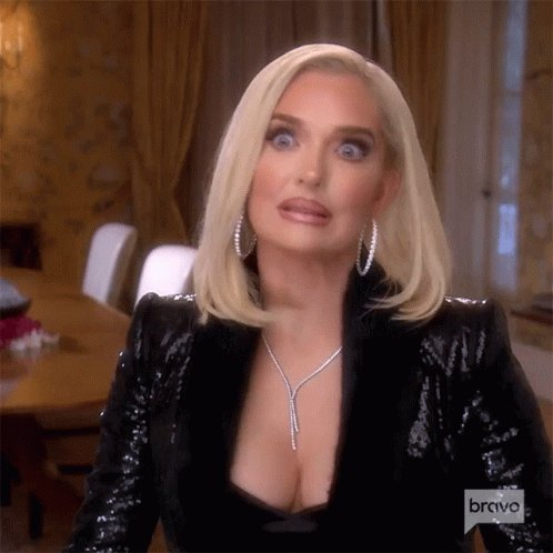 Kary to her daughter:'So your hair is still purple....' #RHOD