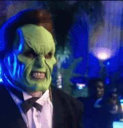 Travis reminds me of Dorian from The Mask but when he was wearing the mask #RHOD