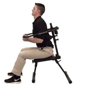 THIS EXERCISE MACHINE IS GUARANTEED TO RELIEVE YOUR BACK PAIN.  Click here to learn more:   Austin Rivers Beal GameStop Sharife Cooper #BigSky