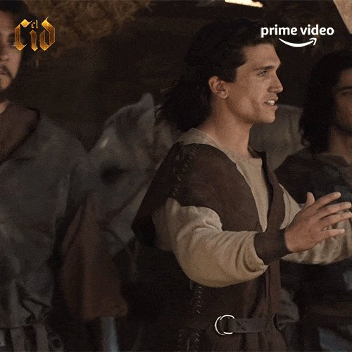 .@ElCid__LaSerie I only recently found #ElCid on @PrimeVideo but it has swiftly made me a fan. The arms and armor of the 11th Century are spot-on. The complexity of Christian-Muslim relations, the internecine infighting, the intrigues. All very well done!