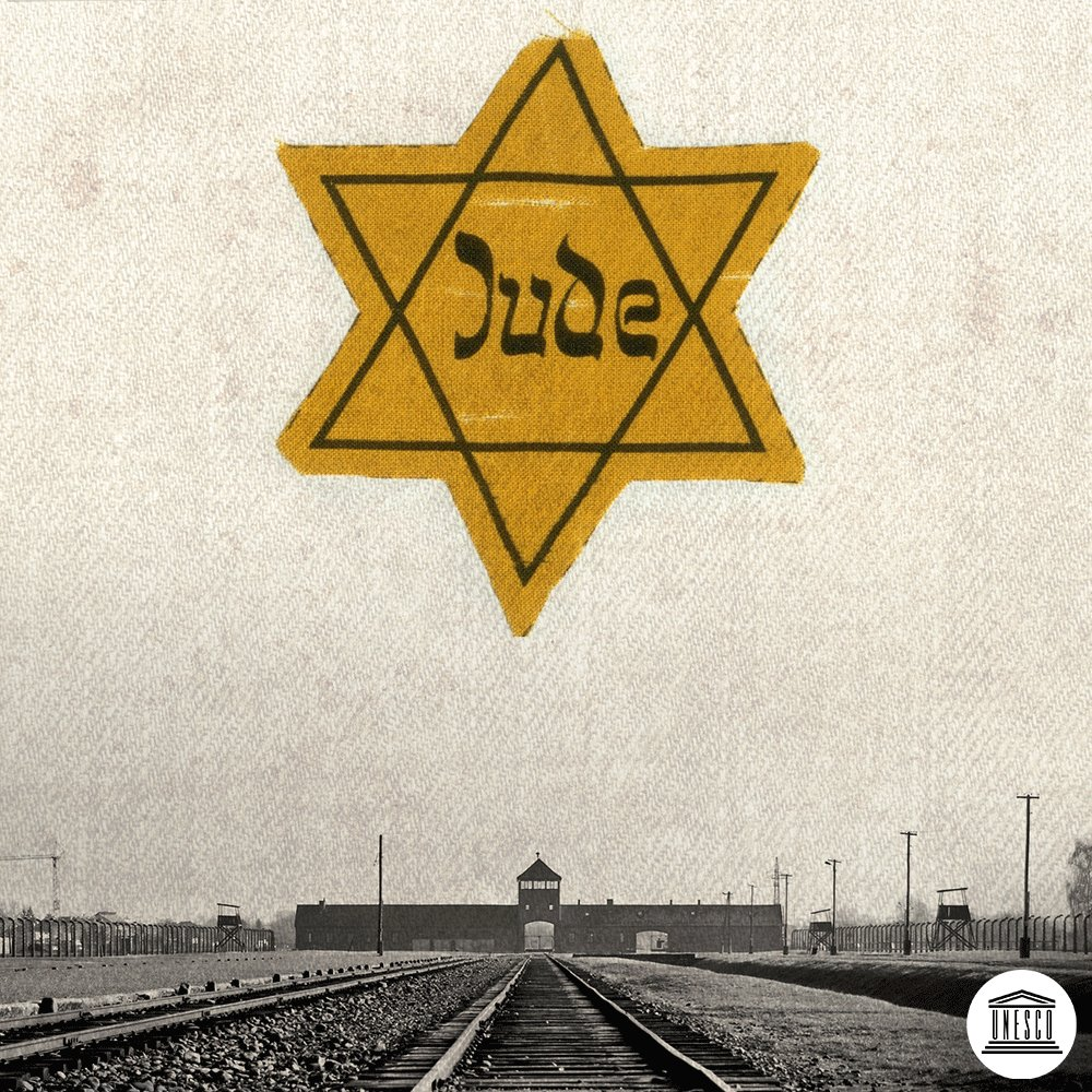 The Holocaust began with words - and in the era of the internet and social media, the power of propaganda is more devastating than ever.  But education & knowledge can help prevent genocide.  27 January is International #HolocaustRemembrance Day