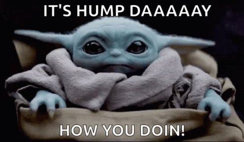 #Humpday Hump day not as depressing as Monday but not near as exciting as Friday!#weekend #FridayThoughts