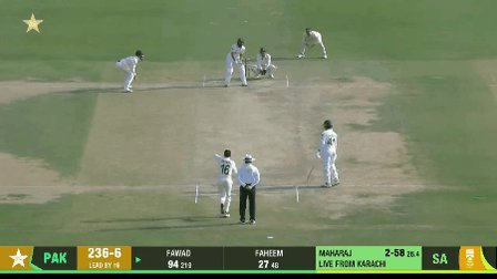 Fawad Alam - returned to the intl cricket with 4th ball 🦆, ordinary england tour, they called him domestic bradman, comes the nz tour, chips down he rises up and score a 100, again chips down now at his home, 27/4, he battles and score a classic hundred with six! Dream chaser 💥