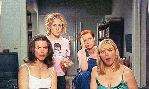 On another day of not having anything to do I'm pleased to say I'm spending the day watching sex and the city #SATC #wednesdaythought #Wednesdayvibe