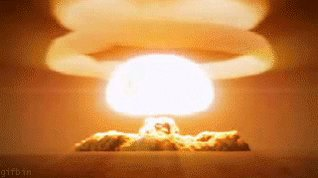 nuclear explosion GIF