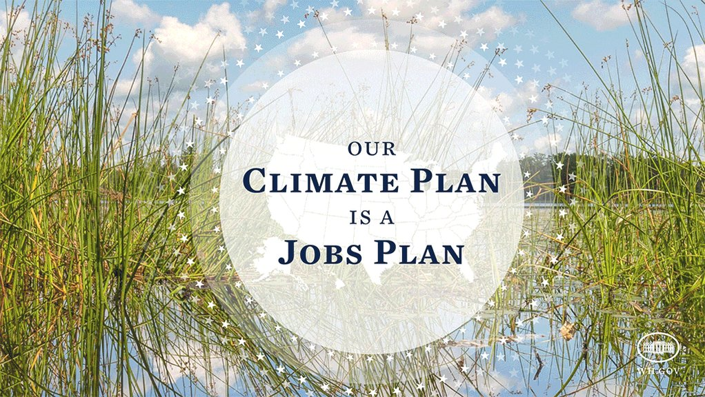 Because of the action President Biden took today, every federal infrastructure investment will reduce climate pollution and clean energy projects will be accelerated — creating countless jobs in the process.