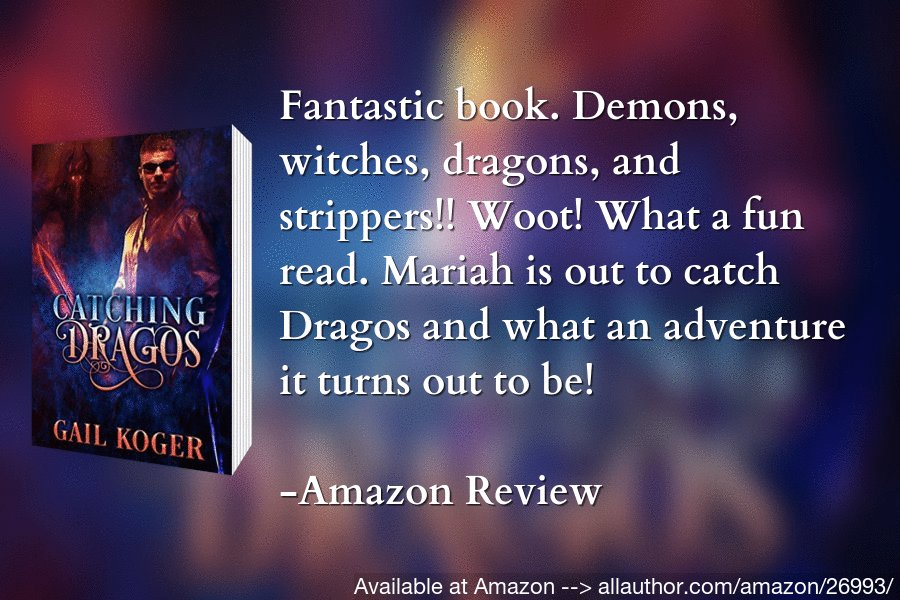 Catching Dragos is a hilariously funny book. The story was witty and five-star entertaining.    #paranormalromance #comedy #adventure