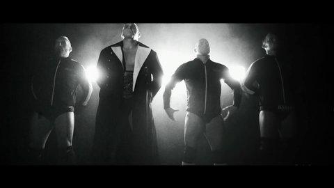 """Our unity will restore our global domination.""  #IMPERIUM #WWENXT @TheWWEWolfe @FabianAichner @Marcel_B_WWE @WalterAUT"