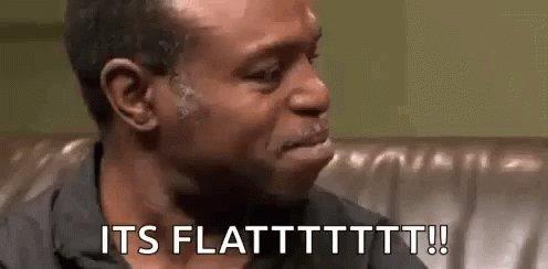 Haley's ass is flat at a board!! Damn girl!!#mafs