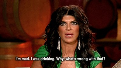 Jen seems to have alienated herself from everyone. I can tell she's going to be in the hot seat at the reunion. She better channel the spirit of season 4 Teresa, because I have a feeling it's going to be 5 vs 1.  #RHOSLC #RHONJ