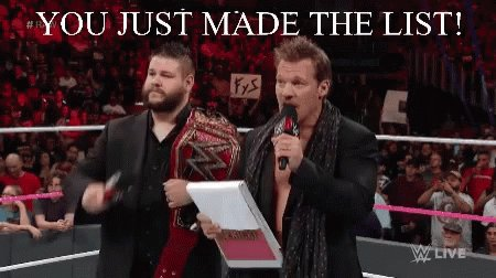 To everybody who doubted Chris Jericho's ability to do a Lionsault last week on #AEWDynamite: