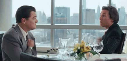 The Wolf Of Wall Street GIF