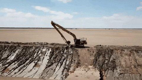 Excavator GIF by RDW Australia