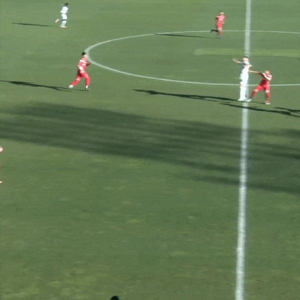 #Dabo a un passo dal segnare il suo primo gol in bianconero così... 😱  #Under23 #ForzaJuve https://t.co/kZGeZjN7WP
