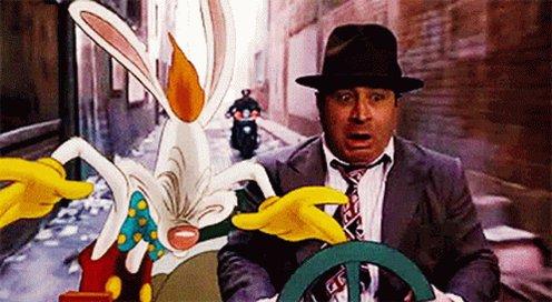 Who Freed Roger Rabbit #OppositeAMovieSweeps