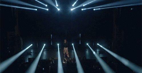 Dancing Light Danielle Balbuena GIF