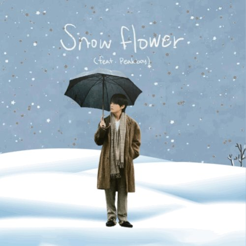 Final Track: Snow Flower (YouTube Version) #방탄소년단뷔   TAEHYUNG BEAUTIFUL