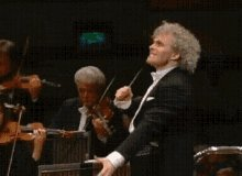 Symphony Conductor GIF