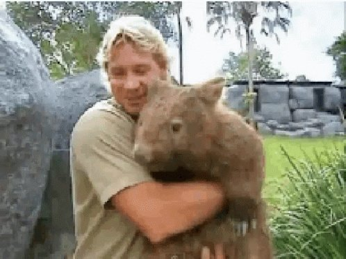 Happy birthday to the late Steve Irwin. My absolute hero and inspiration. Today would have been his 59th birthday.