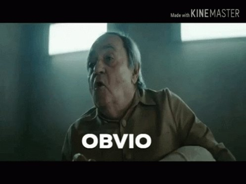 Obvio Hoyo GIF