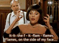 madeline kahn flames GIF