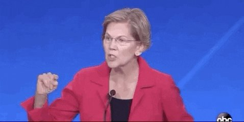 Democratic Debate Corruption GIF by GIPHY News