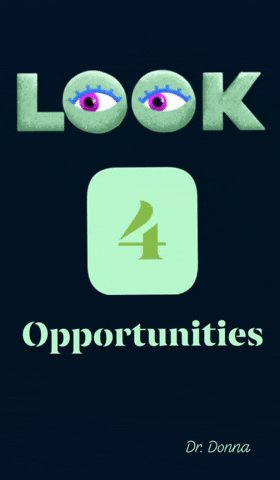 Looking Knock Knock GIF by Dr. Donna Thomas Rodgers