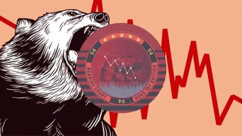 Bearish Chart Bear Market GIF