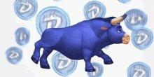 Digibyte Bull GIF