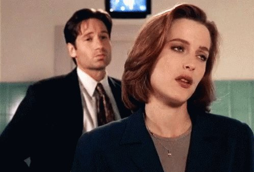 Today is Dana Scully\s birthday.  Happy birthday!