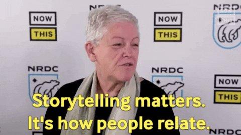 Journalism Storytelling GIF by NRDC