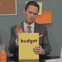 Budget Accounting GIF