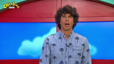 Andy Day Face Palm GIF by CBeebies HQ