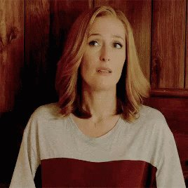 Happy birthday to the beautiful and wonderful  Dana Scully . I  hope Mulder spoils you wherever you are
