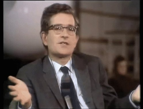 Foucault Chomsky GIF