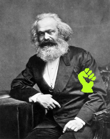 karl marx deal with it GIF by Amy