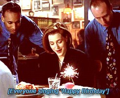 Happy birthday to the immortal (possibly literally, in the series) character of Dana Scully!