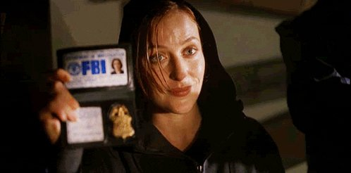 Happy Birthday to one of our favorite fictional fierce female characters- Dana Scully