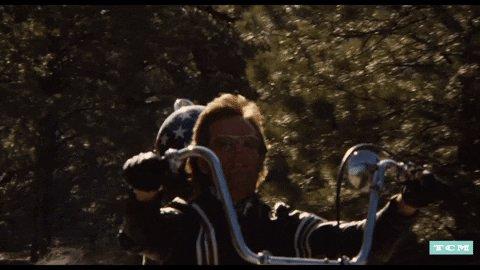 Happy Birthday to Peter Fonda, here in EASY RIDER!